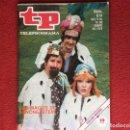 Coleccionismo de Revista Teleprograma: REVISTA TP 614 MARÍA LUISA SECO . Lote 150519418