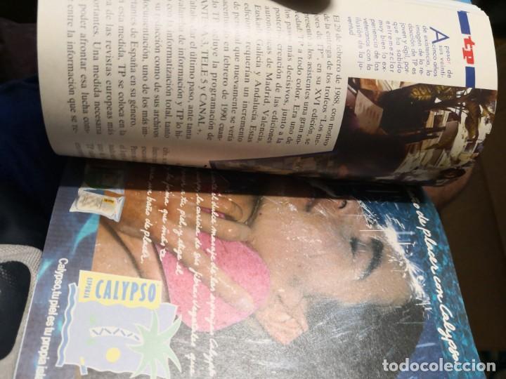Coleccionismo de Revista Teleprograma: TP TELEPROGRAMA Nº EXTRA (JUN 1991) 25 ANIVERSARIO (1966-1991) LA HISTORIA DE LA TELEVISION - Foto 4 - 151329690