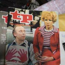Coleccionismo de Revista Teleprograma: REVISTA TP TELEPROGRAMA Nº 691 LOS ROPER. Lote 151333850