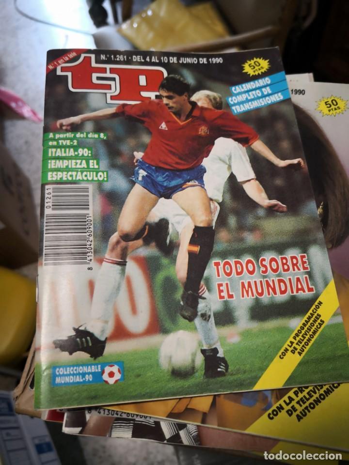 Coleccionismo de Revista Teleprograma: 38 números revista tp ver fotos indicativa de números incluidos - Foto 4 - 151358998