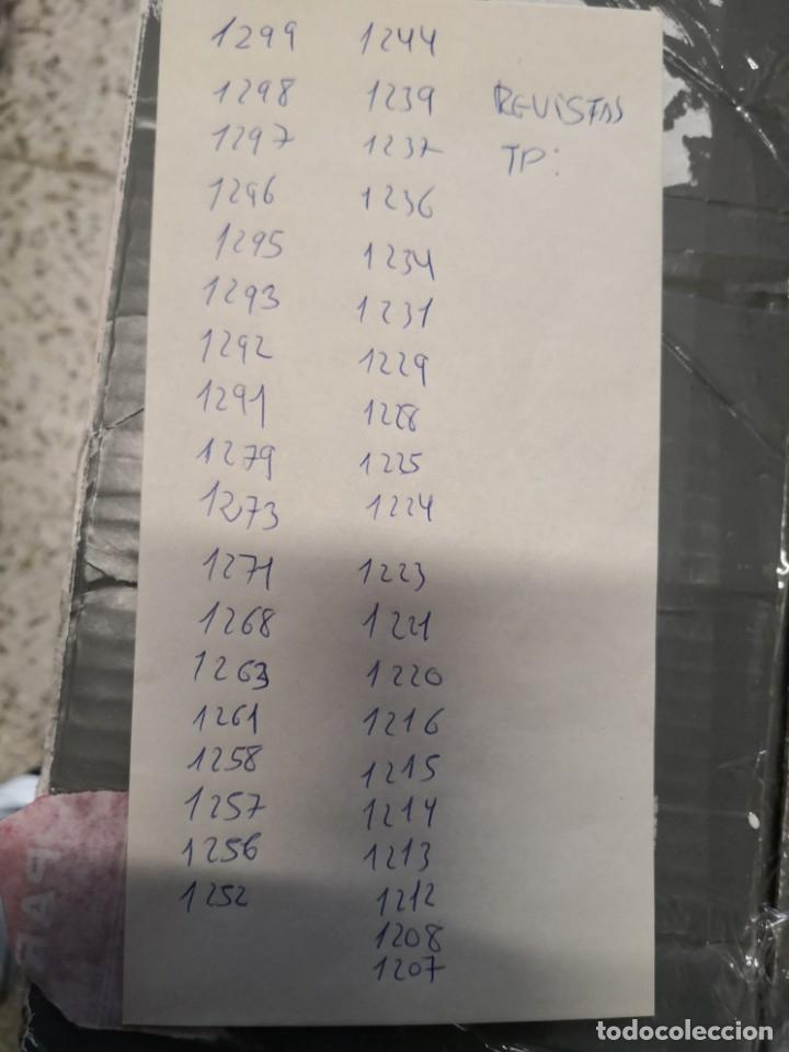 Coleccionismo de Revista Teleprograma: 38 números revista tp ver fotos indicativa de números incluidos - Foto 5 - 151358998