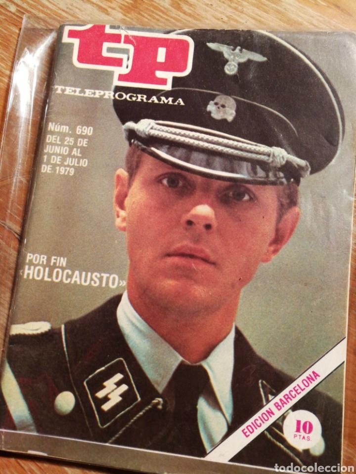 TP TELEPROGRAMA N°690- HOLOCAUSTO, 1979. (Coleccionismo - Revistas y Periódicos Modernos (a partir de 1.940) - Revista TP ( Teleprograma ))