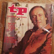Coleccionismo de Revista Teleprograma: TP TELEPROGRAMA N°673- FELIX RODRIGUEZ DE LA FUENTE, 1979.. Lote 151531130