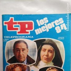 Coleccionismo de Revista Teleprograma: ANTIGUA REVISTA TP (TELEPROGRAMA) VER FOTO . Lote 153049090