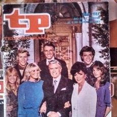 Coleccionismo de Revista Teleprograma: TP TELEPROGRAMA DINASTÍA 1983. Lote 154431846