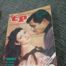 Coleccionismo de Revista Teleprograma: TP TELEPROGRAMA Nº 934- MARZO 1984 - EDICION BARCELONA - MOVIOLA.. . Lote 157143630