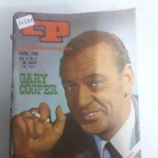 Collectionnisme de Magazine Teleprograma: 14388 - TP, TELEPROGRAMA - Nº 265 - AÑO 1971. Lote 159341778