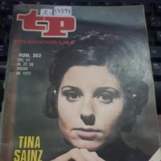 Collectionnisme de Magazine Teleprograma: 14458 - TP, TELEPROGRAMA - Nº 1142 AÑO DEL 1988. Lote 159356398