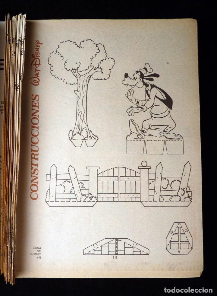 Coleccionismo de Revista Teleprograma: TELEPROGRAMA TP. DISNEY 50 AÑOS FELICES. COLECCIÓN DE TODOS LOS RECORTABLES Y VIÑETAS DISNEY. 1973-7 - Foto 13 - 159940178