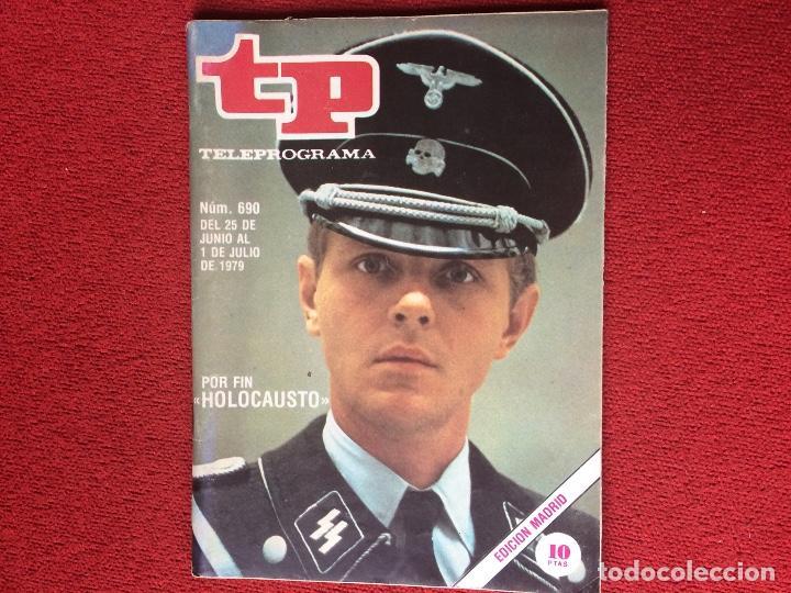 REVISTA TP 690 SERIE HOLOCAUSTO 1979 (Coleccionismo - Revistas y Periódicos Modernos (a partir de 1.940) - Revista TP ( Teleprograma ))