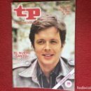 Coleccionismo de Revista Teleprograma: REVISTA TP 689 EL SANTO 1979 TELEPROGRAMA . Lote 160268002
