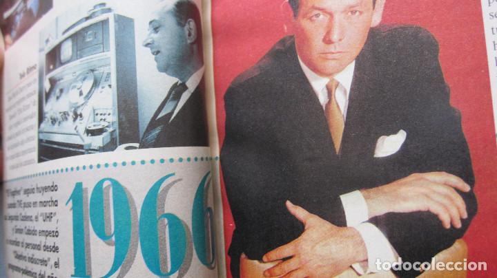 Coleccionismo de Revista Teleprograma: TELEPROGRAMA ESPECIAL 25 ANIVERSARIO + PASATIEMPOS Y FICHAS DINOSAURIOS - Foto 3 - 161753058