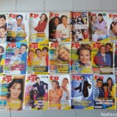 Coleccionismo de Revista Teleprograma: REVISTAS TP - AÑOS 80 Y 90. Lote 167043136