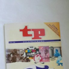 Coleccionismo de Revista Teleprograma: TP 25 ANIVERSARIO JUNIO 1991. Lote 173481487