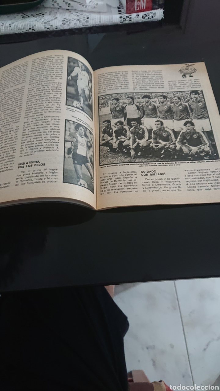 Coleccionismo de Revista Teleprograma: TP revista 844 extra del mundial 1982 - Foto 2 - 175394747
