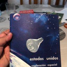 Coleccionismo de Revista Teleprograma: EXPLORACIÓN ESPACIAL 1962 -ESTADOS UNIDOS. Lote 177140129