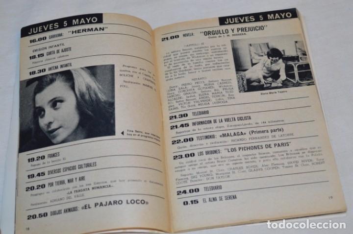 Coleccionismo de Revista Teleprograma: TP TELEPROGRAMA - El Número 4 - Oportunidad, Del 02 al 08 de Mayo de 1966 - Muy difícil - ¡Mira! - Foto 4 - 177935160