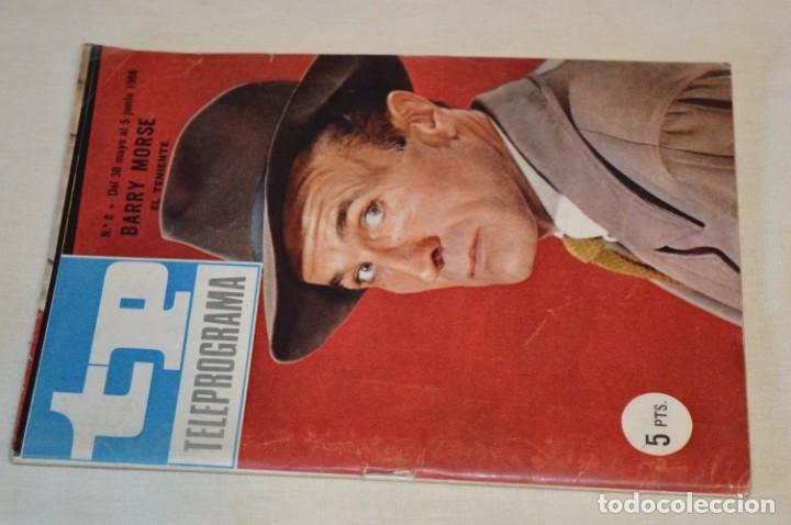 TP TELEPROGRAMA - EL NÚMERO 8 - OPORTUNIDAD, DEL 30 DE MAYO AL 05 JUNIO 1966 - MUY DIFÍCIL - ¡MIRA! (Coleccionismo - Revistas y Periódicos Modernos (a partir de 1.940) - Revista TP ( Teleprograma ))