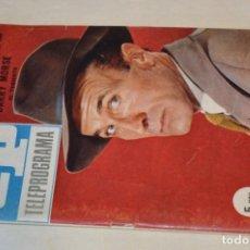 Coleccionismo de Revista Teleprograma: TP TELEPROGRAMA - EL NÚMERO 8 - OPORTUNIDAD, DEL 30 DE MAYO AL 05 JUNIO 1966 - MUY DIFÍCIL - ¡MIRA!. Lote 177936487