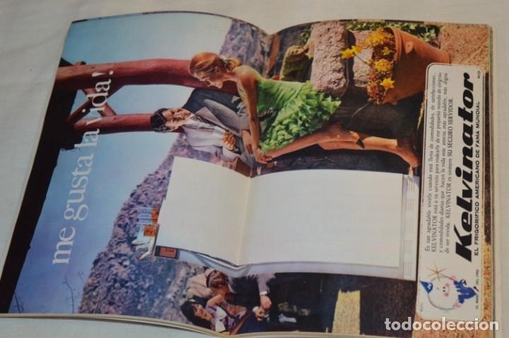 Coleccionismo de Revista Teleprograma: TP TELEPROGRAMA - El Número 9 - Oportunidad, Del 06 al 12 de Junio 1966 - Muy difícil - ¡Mira! - Foto 3 - 177938108