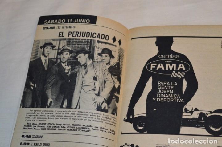 Coleccionismo de Revista Teleprograma: TP TELEPROGRAMA - El Número 9 - Oportunidad, Del 06 al 12 de Junio 1966 - Muy difícil - ¡Mira! - Foto 4 - 177938108