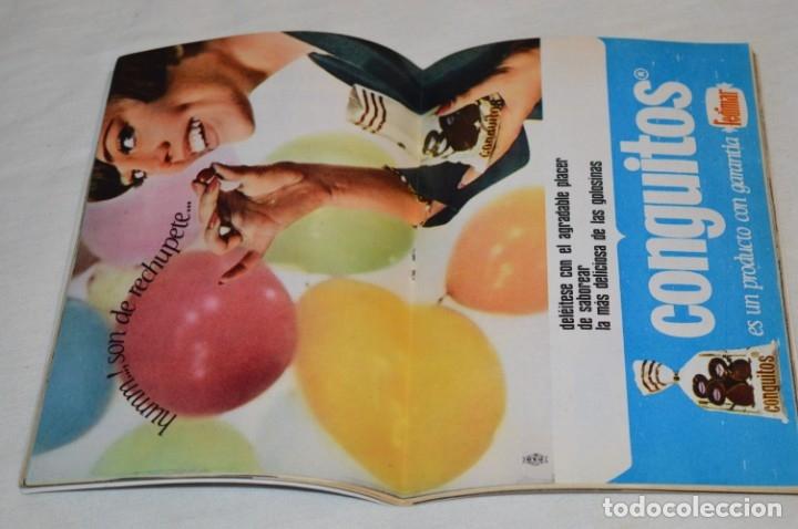 Coleccionismo de Revista Teleprograma: TP TELEPROGRAMA - El Número 10 - Oportunidad, Del 13 al 19 de Junio 1966 - Muy difícil - ¡Mira! - Foto 3 - 177938557