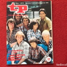 Coleccionismo de Revista Teleprograma: TP 1014 SERIE SIETE NOVIAS PARA SIETE HERMANOS 1985. Lote 178329270