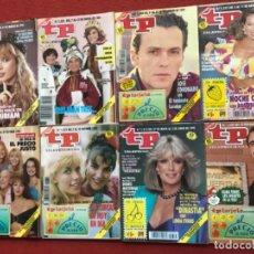 Coleccionismo de Revista Teleprograma: LOTE 50 REVISTAS TP AÑO 1991 TELEPROGRAMA . Lote 179517152