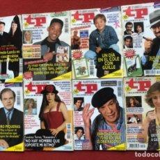 Coleccionismo de Revista Teleprograma: LOTE 52 REVISTAS TP AÑO 1993 COMPLETO TELEPROGRAMA . Lote 179532965