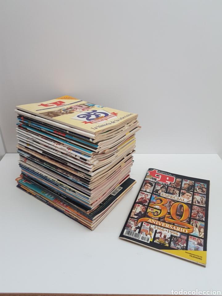 LOTE 66 REVISTAS TP. DISTINTOS NUM. ALGUN ESPECIAL (Coleccionismo - Revistas y Periódicos Modernos (a partir de 1.940) - Revista TP ( Teleprograma ))