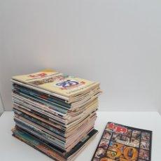 Coleccionismo de Revista Teleprograma: LOTE 66 REVISTAS TP. DISTINTOS NUM. ALGUN ESPECIAL. Lote 177871750