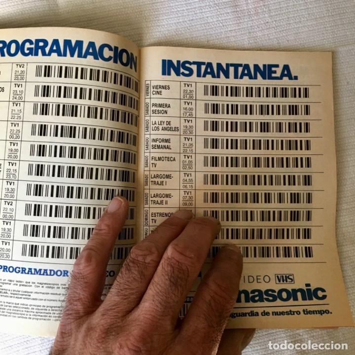 Coleccionismo de Revista Teleprograma: Revista TP nº 1157 - Junio 1988 - Todo sobre la Eurocopa, portada Butragueño Seleccion nacional - Foto 8 - 182100246