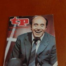 Coleccionismo de Revista Teleprograma: REVISTA TELEPROGRAMA DE N387 DE 1973. Lote 182492788