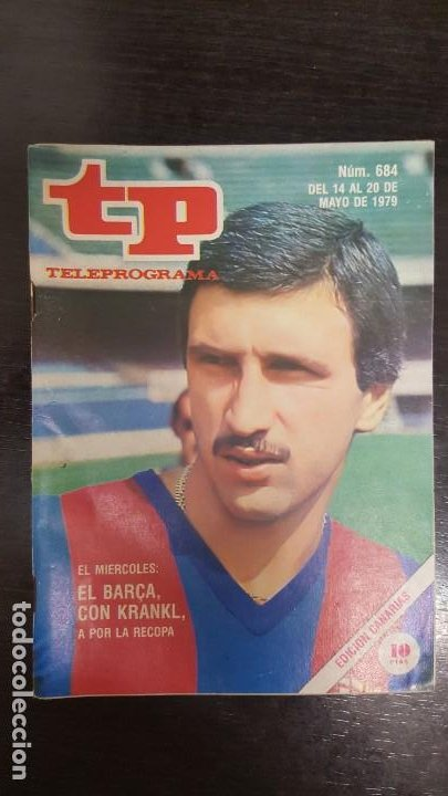 Coleccionismo de Revista Teleprograma: LOTE 18 REVISTAS TP TELEPROGRAMA !!EDICIÓN CANARIAS!!. MAS 4 REVISTAS TP SIN PORTADA. - Foto 5 - 184309768