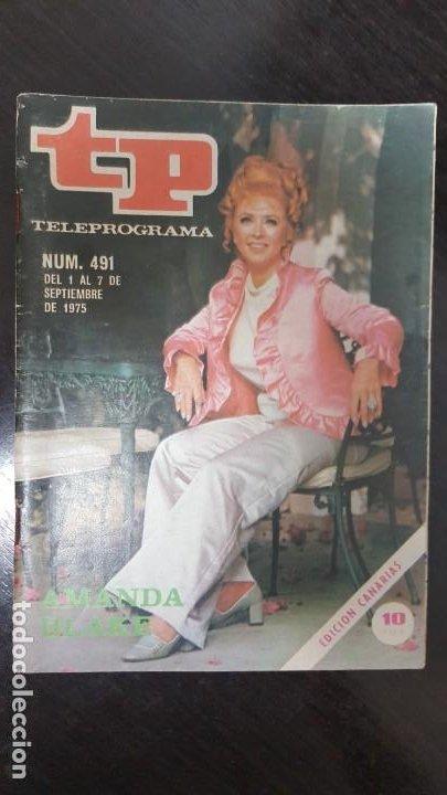 Coleccionismo de Revista Teleprograma: LOTE 18 REVISTAS TP TELEPROGRAMA !!EDICIÓN CANARIAS!!. MAS 4 REVISTAS TP SIN PORTADA. - Foto 9 - 184309768