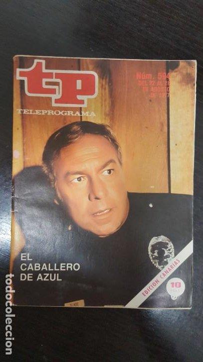 Coleccionismo de Revista Teleprograma: LOTE 18 REVISTAS TP TELEPROGRAMA !!EDICIÓN CANARIAS!!. MAS 4 REVISTAS TP SIN PORTADA. - Foto 15 - 184309768