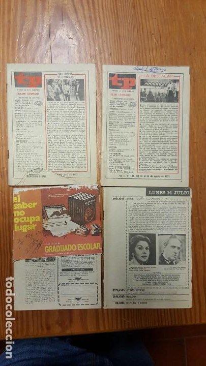 Coleccionismo de Revista Teleprograma: LOTE 18 REVISTAS TP TELEPROGRAMA !!EDICIÓN CANARIAS!!. MAS 4 REVISTAS TP SIN PORTADA. - Foto 20 - 184309768