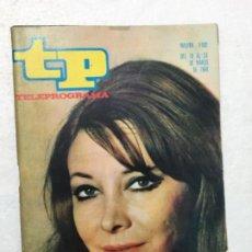 Coleccionismo de Revista Teleprograma: TP AÑO 1968 ORIGINAL ANTIGUO. R80. Lote 184460027