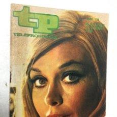 Coleccionismo de Revista Teleprograma: TP TERESA GIMPERA NÚMERO 138 AÑO 1968 ORIGINAL ANTIGUO. R80. Lote 184460838