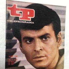 Coleccionismo de Revista Teleprograma: TP 169 AÑO 1969 ORIGINAL ANTIGUO. R80. Lote 184460921