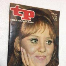 Coleccionismo de Revista Teleprograma: LULÚ TP 158 AÑO 1969 ORIGINAL ANTIGUO. R80. Lote 184461368