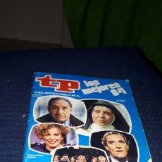 Collectionnisme de Magazine Teleprograma: TP LOS MEJORES DEL 84 N°987 DEL 4 AL 10 DE MARZO DE 1985. Lote 184550753