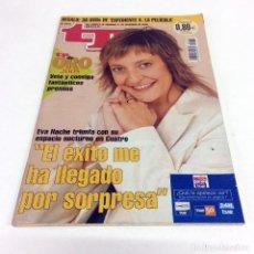 Coleccionismo de Revista Teleprograma: TELEPROGRAMA TP 2070 - DICIEMBRE 2005 - PORTADA EVA HACHE. Lote 186259491