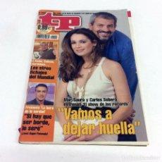 Coleccionismo de Revista Teleprograma: TELEPROGRAMA TP 2095 - JUNIO 2009 - PORTADA CARLOS SOBERA. Lote 186260148