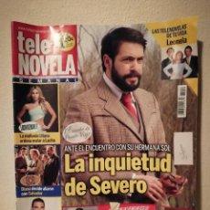 Coleccionismo de Revista Teleprograma: REVISTA - TELENOVELA NUM. 1151 - ARCHIVO. Lote 187545573