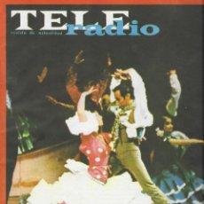 Coleccionismo de Revista Teleprograma: REVISTA TELE RADIO Nº 346, 10-16 AGOSTO 1964.. Lote 193612605