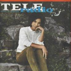 Coleccionismo de Revista Teleprograma: REVISTA TELE RADIO Nº 350 , 7-13 SEPTIEMBRE 1964. MARISOL GONZALEZ. Lote 193616281