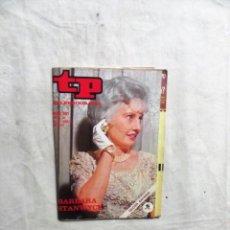 Coleccionismo de Revista Teleprograma: REVISTA TP TELEPROGRAMA Nº 561 DEL 5 AL 11 DE MARZO DE 1973 BARBARA STANWYCK . Lote 194517008