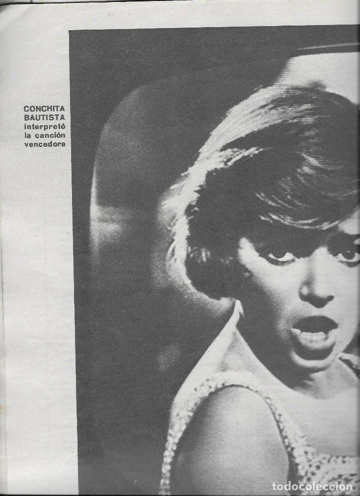 Coleccionismo de Revista Teleprograma: REVISTA TELE RADIO Nº 373, 15-21 FEBRERO 1965, MARISOL, CONCHITA BAUTISTA - Foto 2 - 195161561