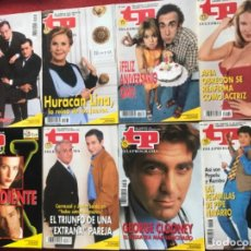 Coleccionismo de Revista Teleprograma: LOTE 51 REVISTAS TP AÑO 1996 TELEPROGRAMA . Lote 195474640